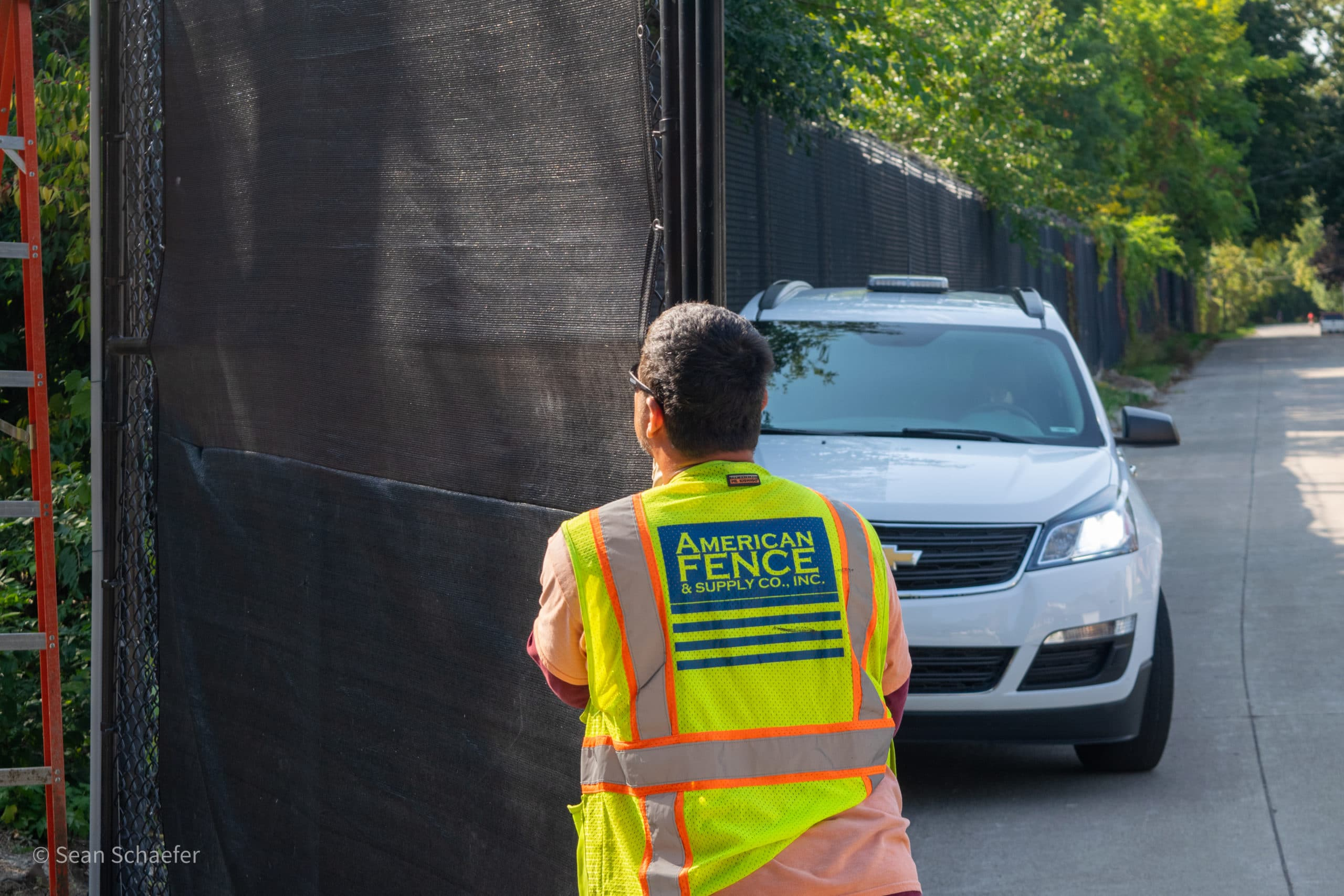 Image of for construction / labor worker (careers / jobs) page at American Fence & Supply Co., Inc. in Metro Detroit, Michigan